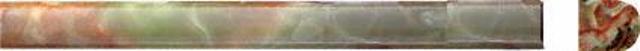 Green Onyx Pencil 1x1x12 Polished