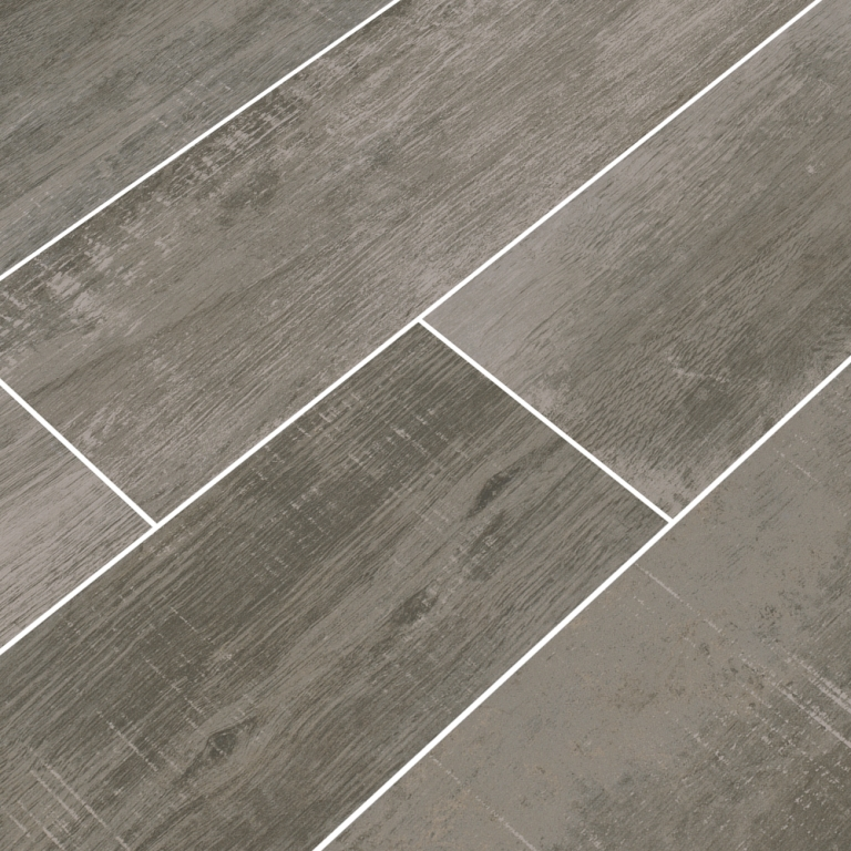 Helena Ash 6X40 Matte Wood Look Porcelain Tile