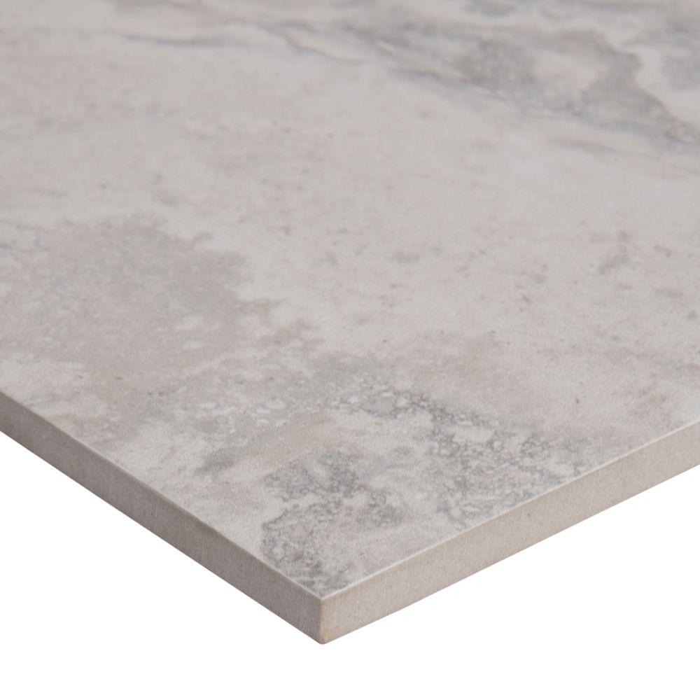 Napa Gray 20X20 Matte Porcelain Tile
