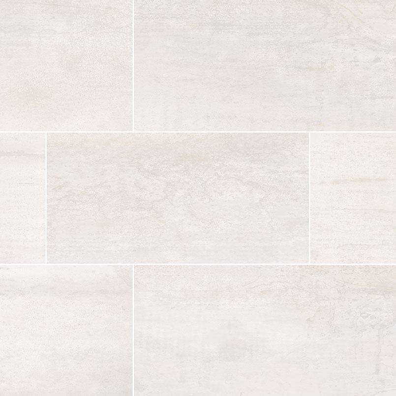 Oxide Blanc 12X24 Matte Porcelain Tile
