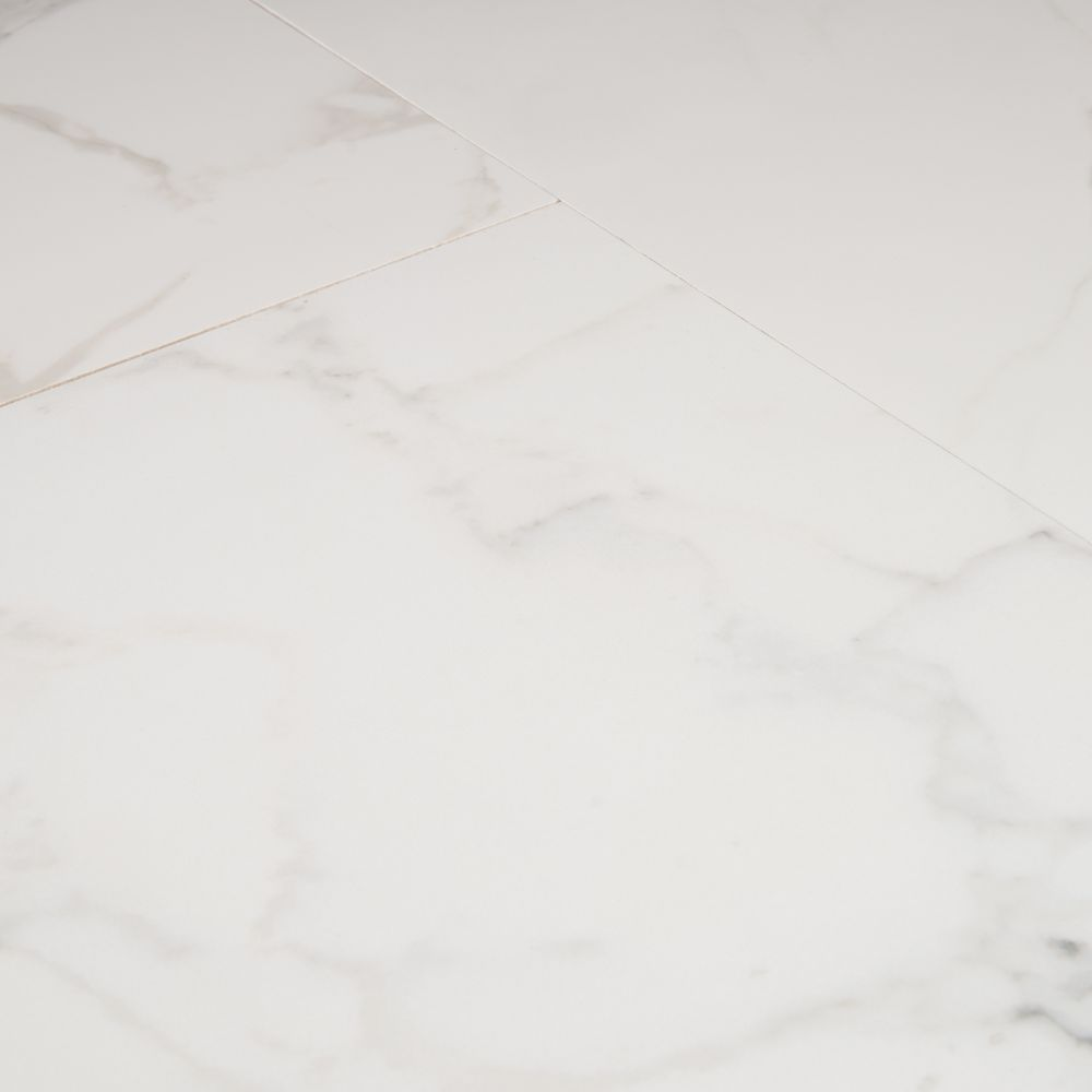 Pietra Carrara 12x24 Polished Porcelain Tile Porcelain