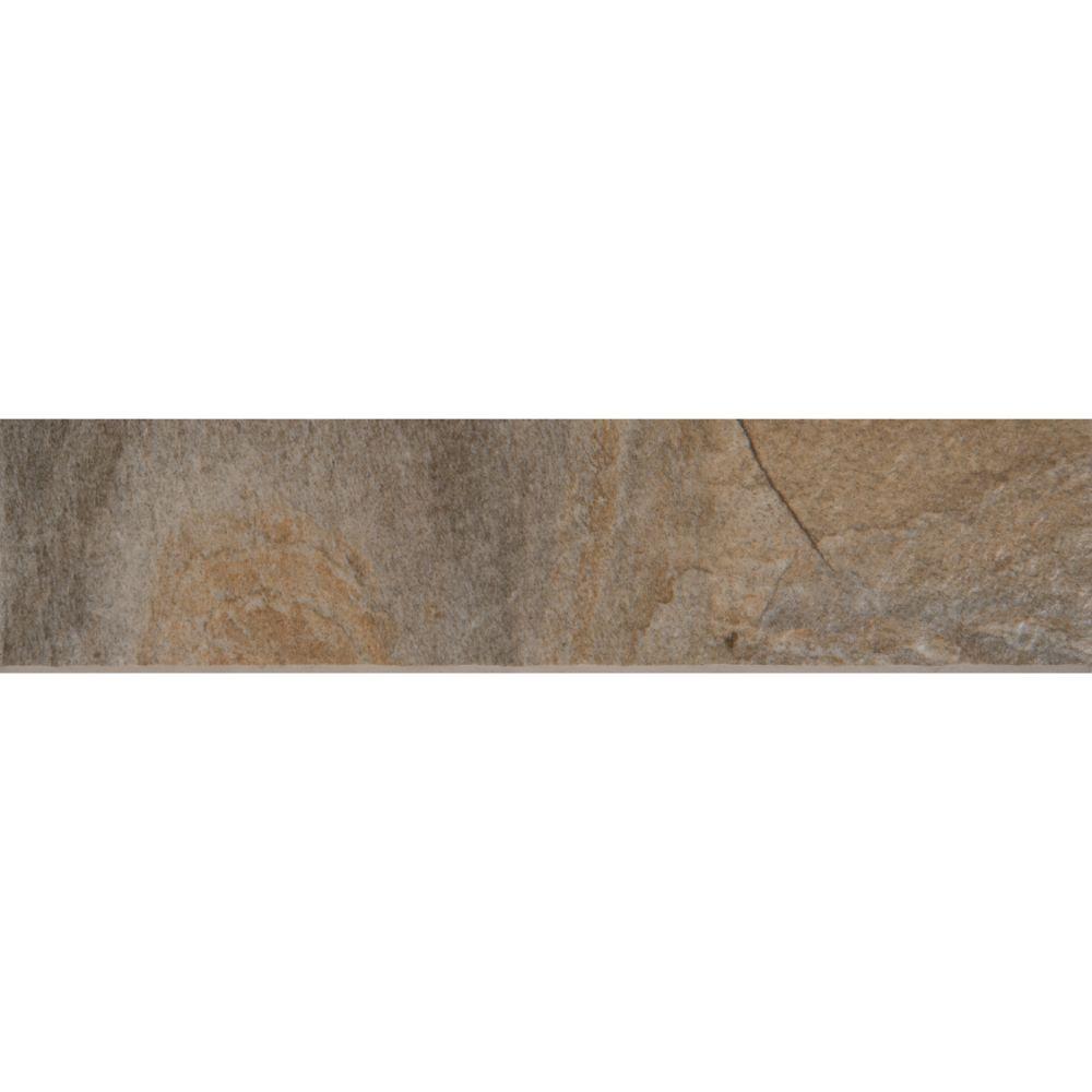 Platino Saphia 4x18 Matte Bullnose