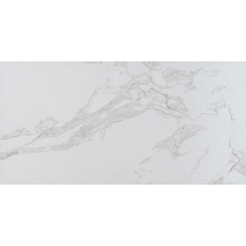 Praia Carrara 24X48 Polished Porcelain Tile