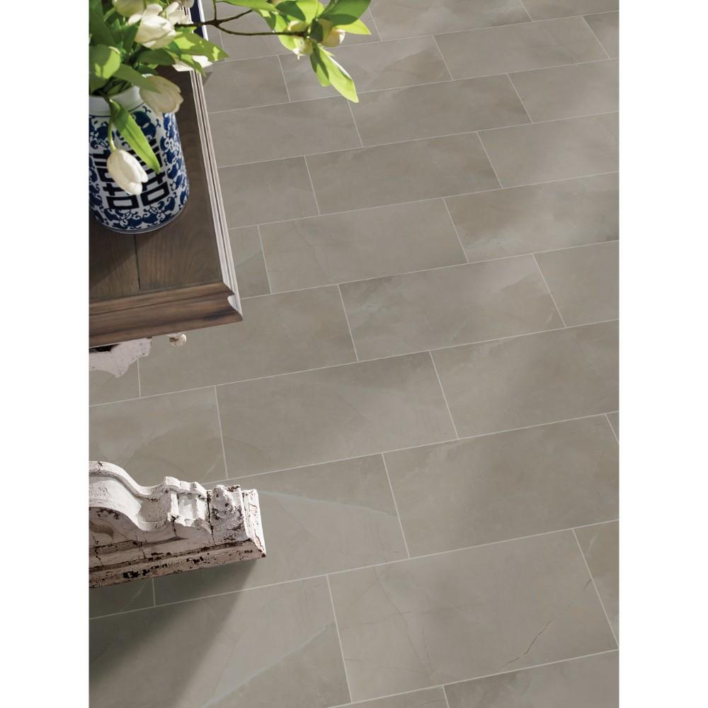 Sande Cream 12X24 Polished Porcelain Tile