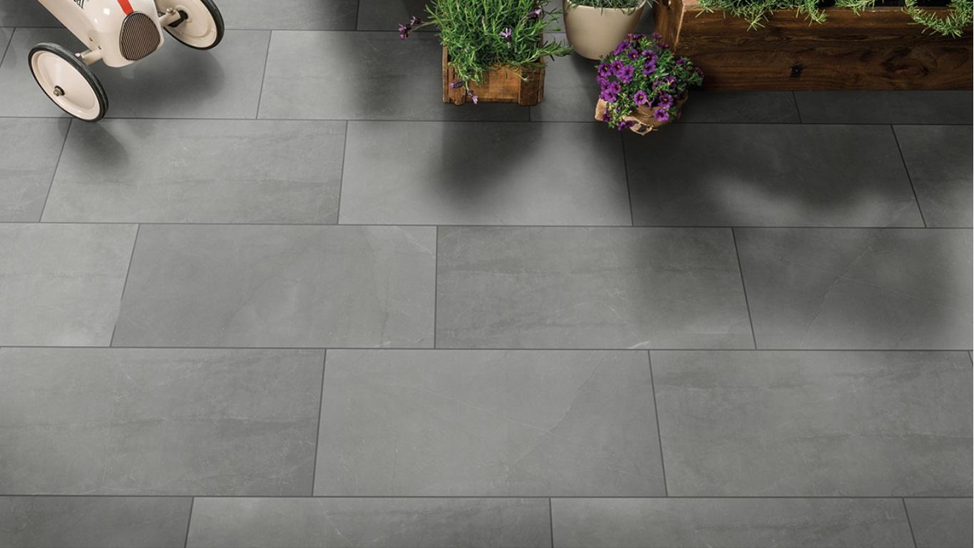 Sande Ivory 12X24 Polished Porcelain Tile