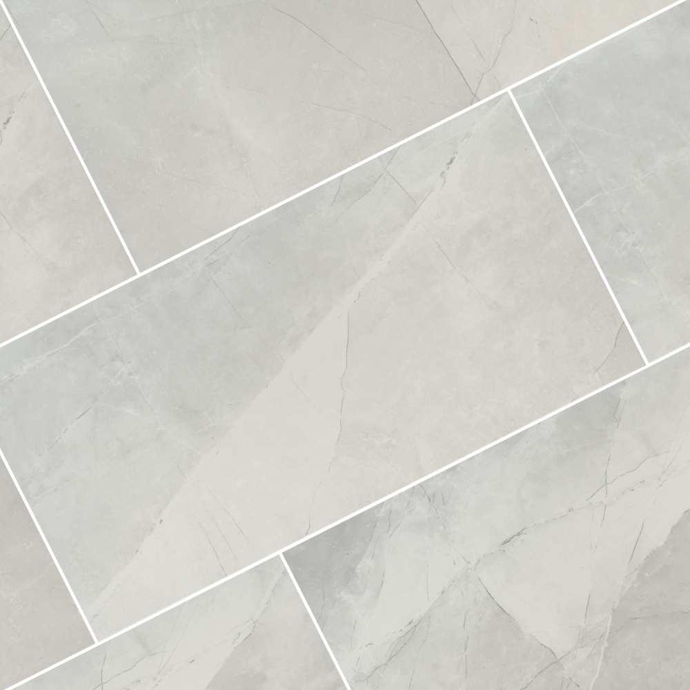 Sande Ivory 24x48 Polished Porcelain Tile