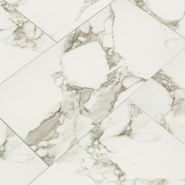 Statuario 12X24 Matte Porcelain Tile
