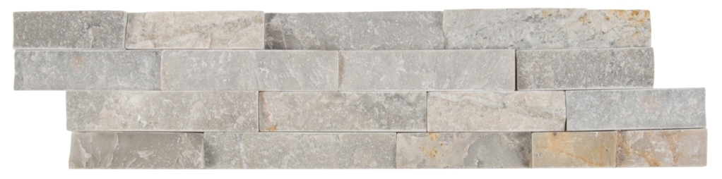 Sunset Silver 6X24 Split Face Ledger Panel