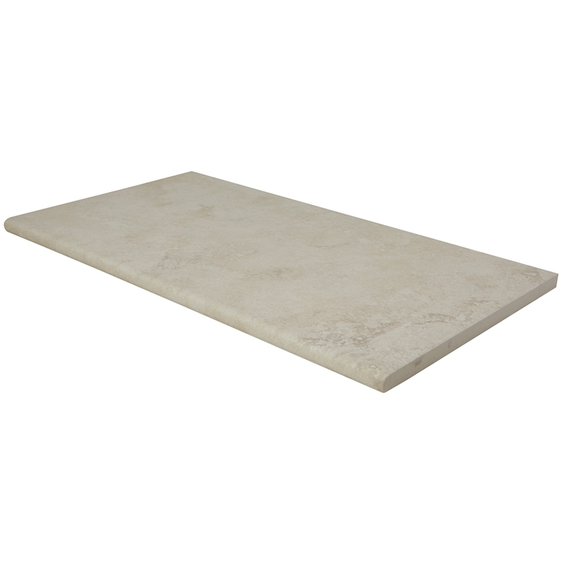Tierra Ivory 13X24 One Long Side Bullnose Pool Coping