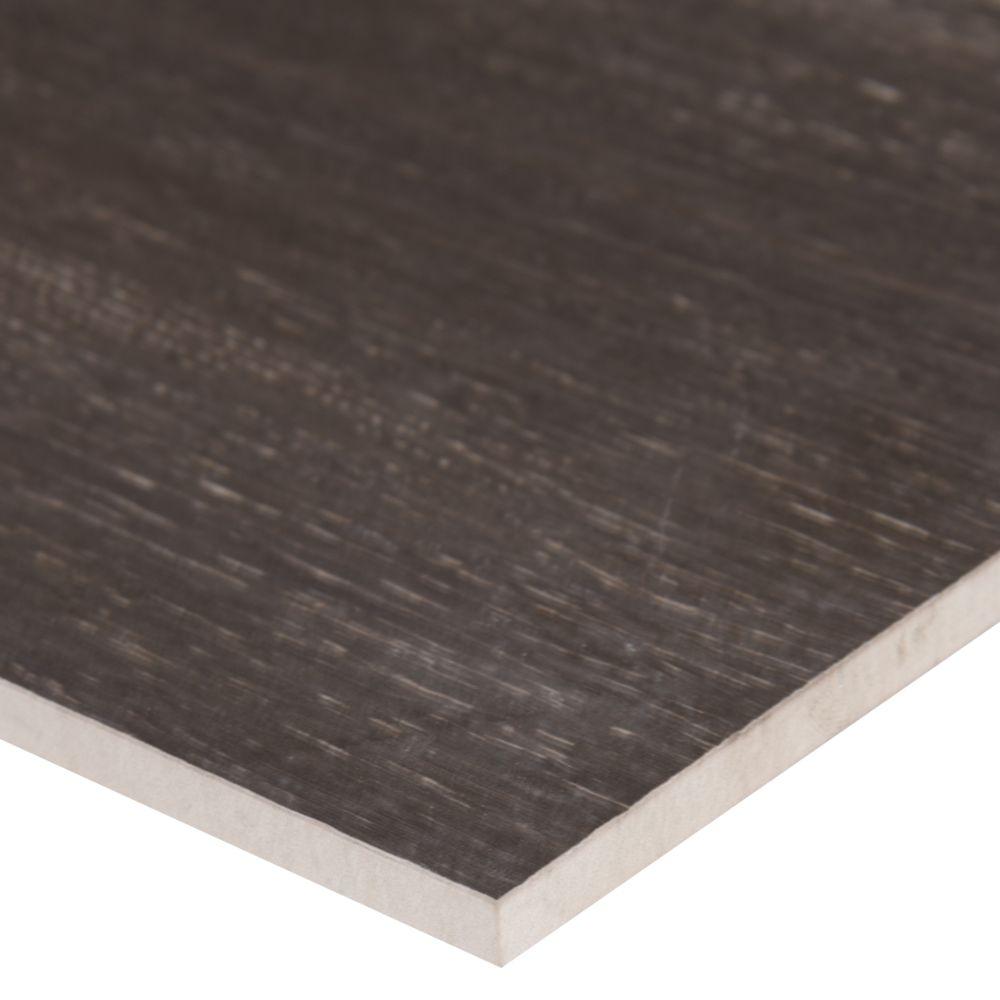 Turin Nero 6x24 Matte Ceramic Tile