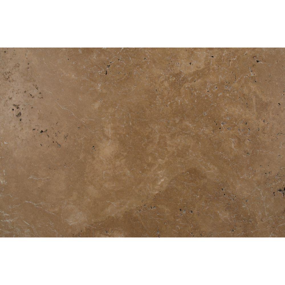 Tuscany Chocolade 16X24 Honed Unfilled Tumbled Paver