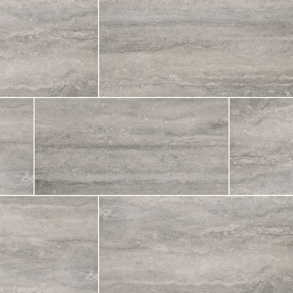 Veneto Gray 16X32 Matte Porcelain Tile