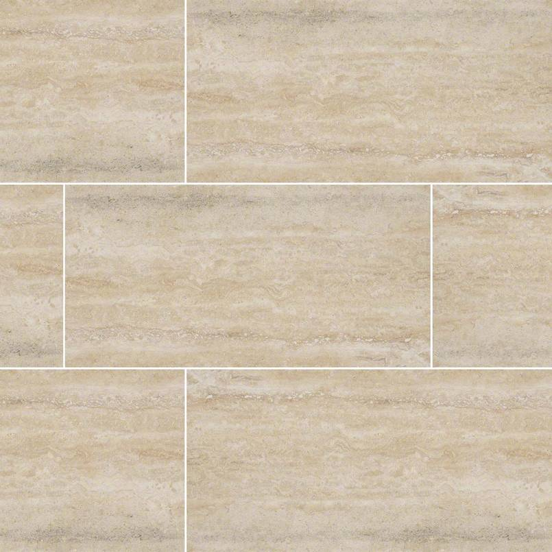 Veneto Sand 6X24 Matte Porcelain Tile