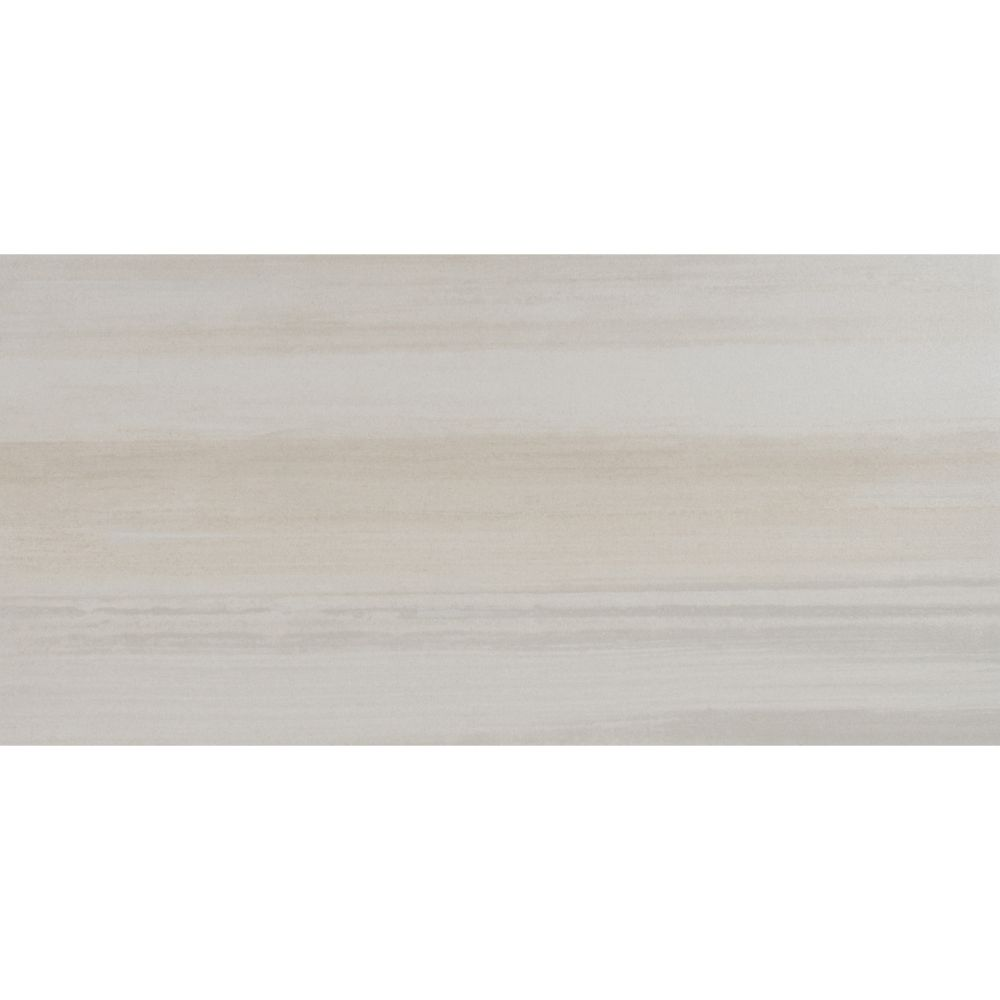 Watercolor Bianco 12x24 Matte Porcelain Tile