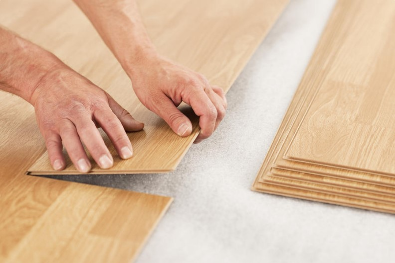 common mistakes when laying laminate flooring