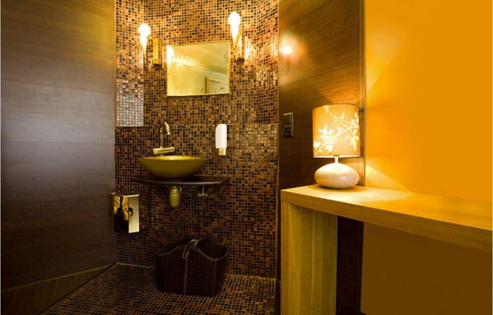tips to installing mosaic tile in bathroom floor
